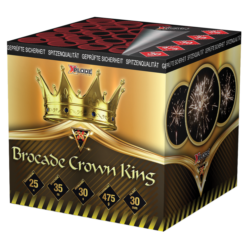 Foto auf Brocade Crown King