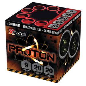 Foto auf Proton 24er
