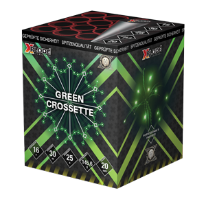 Foto auf Green Crossette