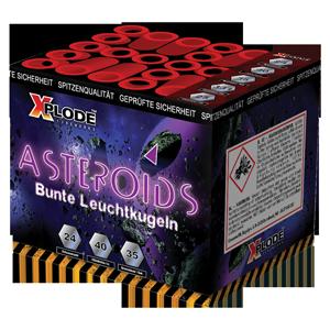 Foto auf Asteroids