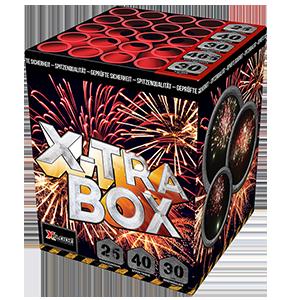 Foto auf X-Trabox