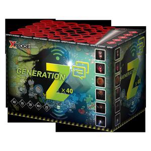 Foto auf Z-Generation