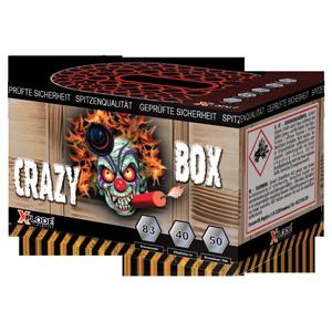 Foto auf Crazy Box